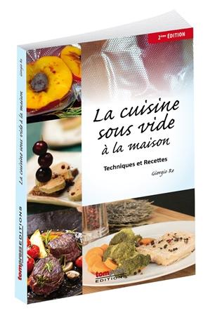 Book La Cuisine Sous Vide A La Maison Sous Vide Or Steam