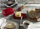 Ceramic butter dish - Bordeaux Grand Cru
