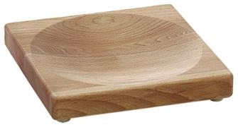 Chopping board for rocking choppers