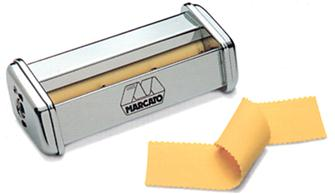 Pappardelle accessory for Atlas pasta-making machine