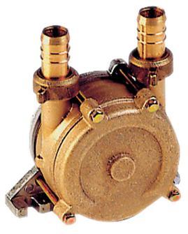 Bronze pump for a drill