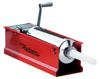 Horizontal 5 litre Reber meat stuffer