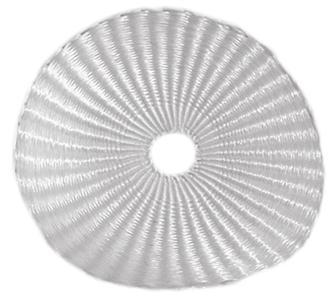 Filter mat 55 cm