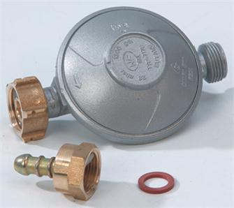 Butane pressure regulator