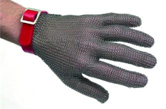 Chain mail stainless steel glove Size 10
