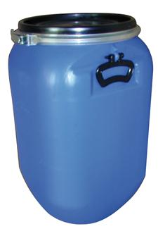 Airtight food barrel 60 litres