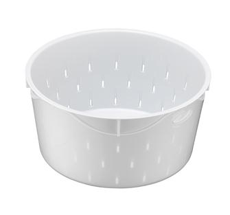 Large cottage cheese mould for electric cheese maker