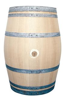 Oak barrel - fully restored - 225 litres