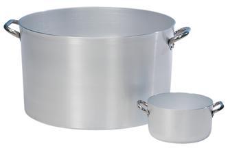 Aluminium stew pot 26 cm