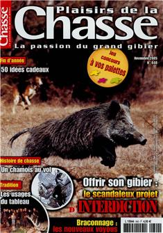 Plaisirs de la chasse n°640 (The joy of hunting n°640)