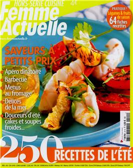 Femme actuelle magazine Special edition