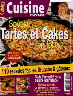 Cuisine revue n°43 (Kitchen Review n°43)