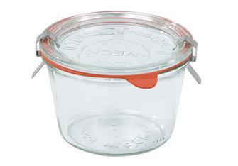 250 gr Weck terrine jars by 6