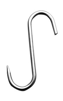 S-shaped meat hook 250x12 mm