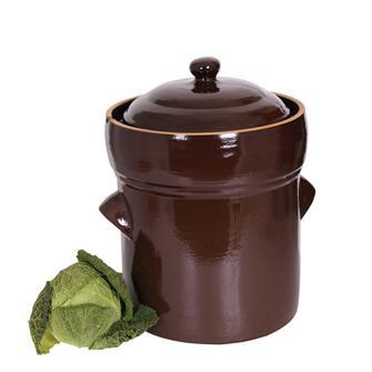 Sauerkraut / lactofermentation pot - 25 litres
