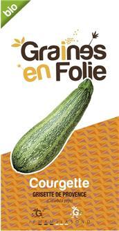 Grisett de Provence courgette seeds
