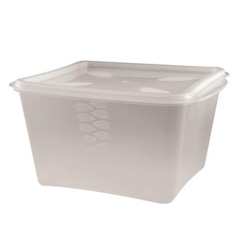 30 freezer boxes - 1500 g - with lids