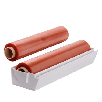 ABS dispenser with two rolls of cling film 45 cm x 500 m