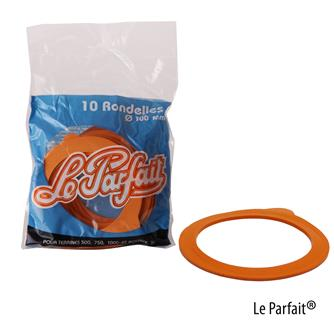 Le Parfait® 100 mm rubber seal