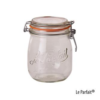 Le Parfait® jar 0.75 litre by 6