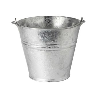 Galvanised 12 litre bucket