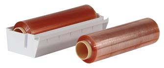 ABS dispenser with two rolls of cling film 30 cm x 500 m