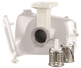 Vegetable slicer accessory for Swedish food processor