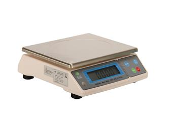 Stainless steel electronic weighing scale - 30 kg