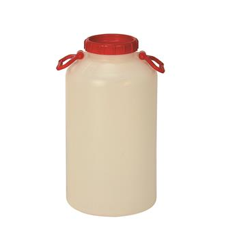 Cylindrical watertight container - 25 litres