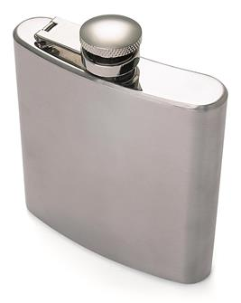 Stainless steel flask - 175 ml