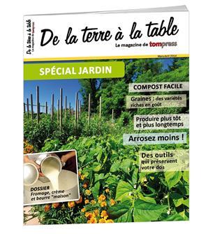 Tom Press Magazine Gardening special 2014