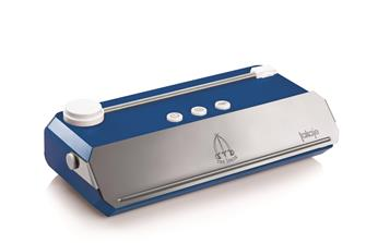Tre Spade Takaje blue vacuum sealing machine