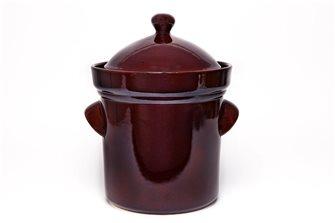 Sauerkraut / lactofermentation pot - 5 litres
