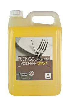 Concentrated industrial grease-removing washing-up liquid - 5 kg