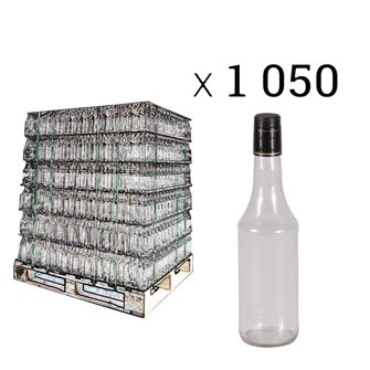 Bottles syrup 1 l per pallet of 1050