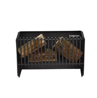60 cm vertical fireplace grate