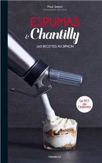 Book - Espumas & Chantilly
