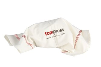 Gift: a Tom Press tea towel