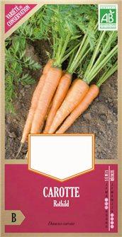 Rothild carrot seeds