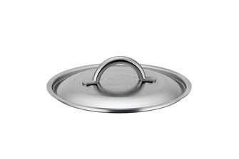 Hollow stainless steel lid 32 cm