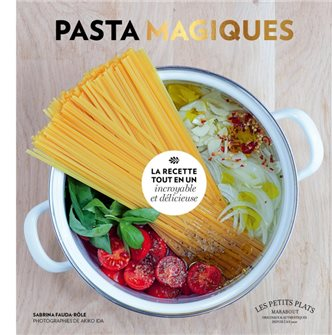 Magic Pasta Book