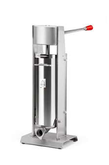 Vertical meat pusher 10 litres