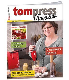 Tom Press Magazine June 2018