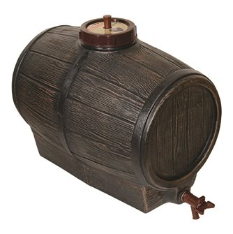 Must vat 100 litres, imitation lying barrel
