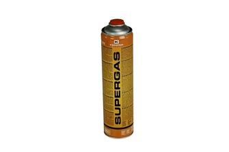 Cartouche de gaz butane/propane 600 ml