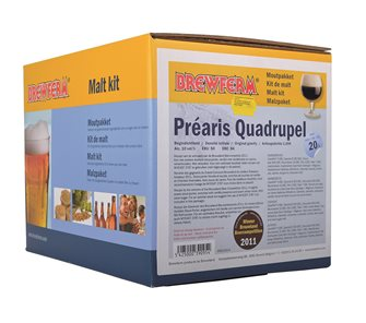 Premar Quadrupel malt kit for 20 liters of beer