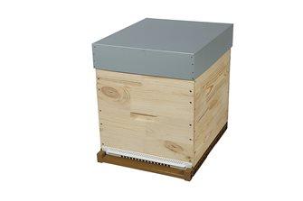 10 frame Dadant Eco hive