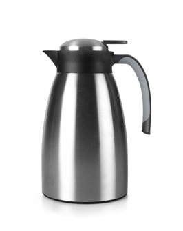 Insulated jug stainless steel 1 liter