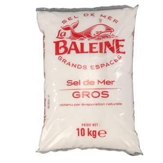 Coarse salt for salami, salting and cooking 10 kg