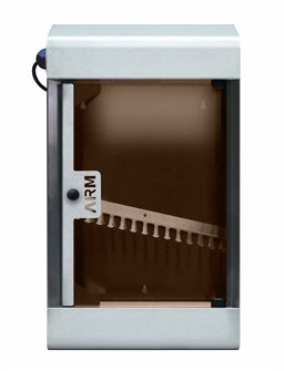 15 W stainless steel sterilization cabinet for 10 knives